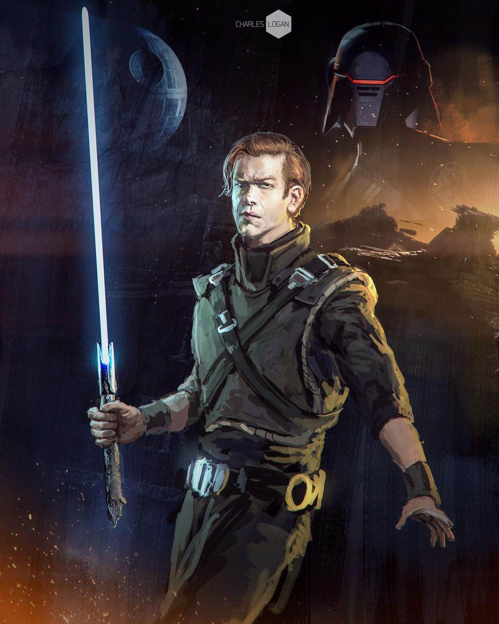Pin by Corbin Kelley on Star Wars Star wars jedi, Jedi