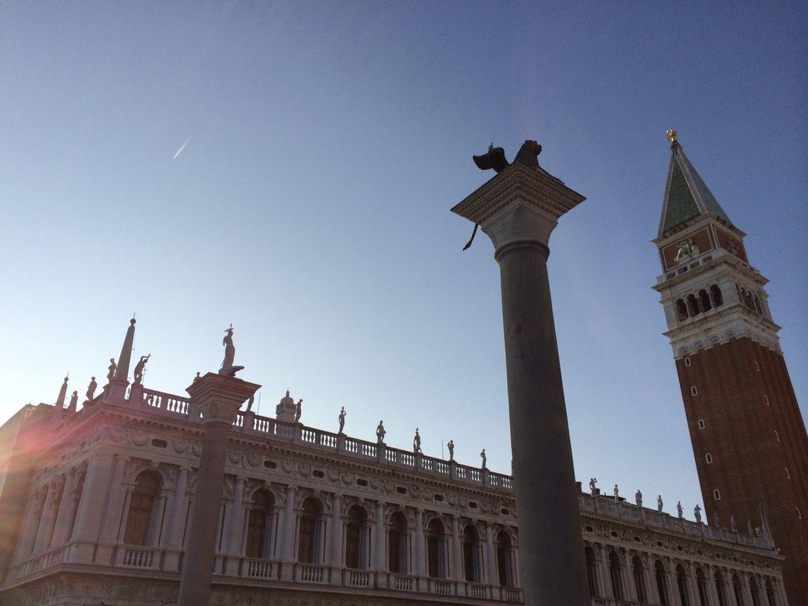 Saint Mark's square, Venice