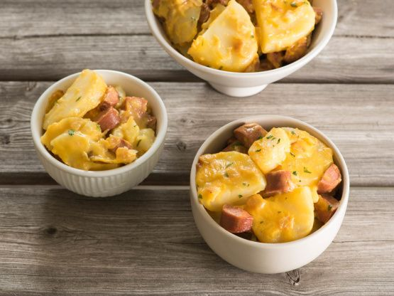 Frank and Potato Bake | Ricetta | Giardini, Casa e Cucinare