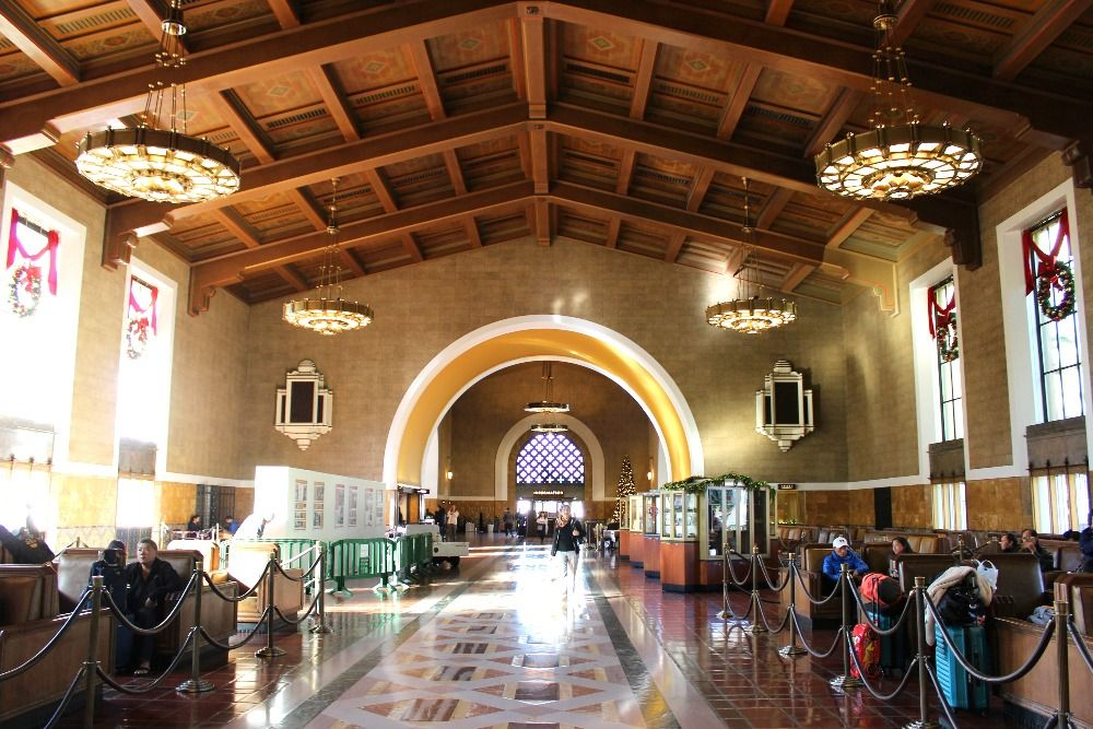 Short Trip Guide To Los Angeles Downtown La Union Station Short Trip Trip Los Angeles