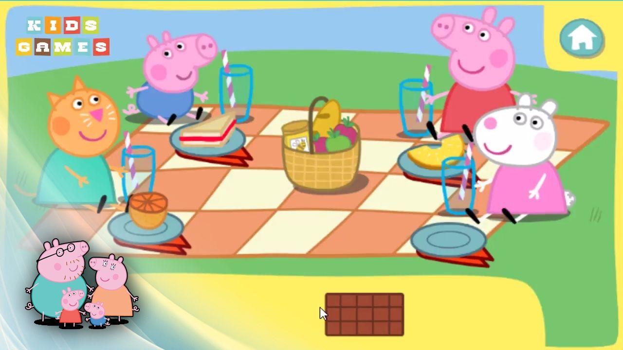 Peppa Pig Games 2017 Fun Activities With Peppa Pig Kids Games