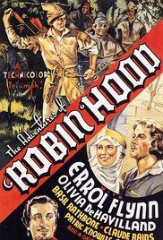 The Adventures Of Robin Hood 1938 Robin Des Bois Vieux Films Errol Flynn