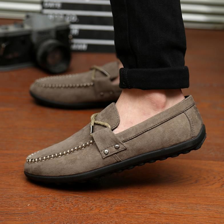 Sepatu Santai Slop Pria Wanita Cv Black Sepatu Pria Tanpa Tali