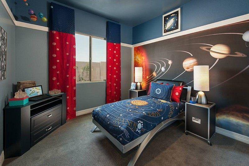 Déco chambre enfant 50 idées cool pour enjoliver les murs! Outer