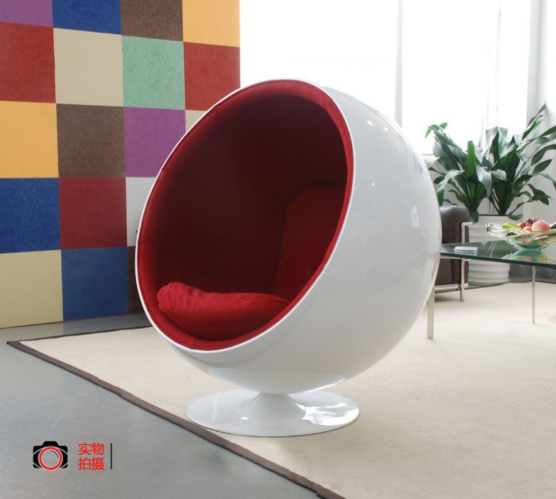 Fiberglass Eero Aarnio Ball Chair Egg Pod Chair Ikea Fiberglass Egg Chair Ikea Ball Chair Pod