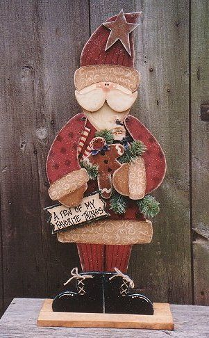 Decorative Woodcraft & Tole Painting Pattern Packets by Heidi Markish Designs #tolepainting