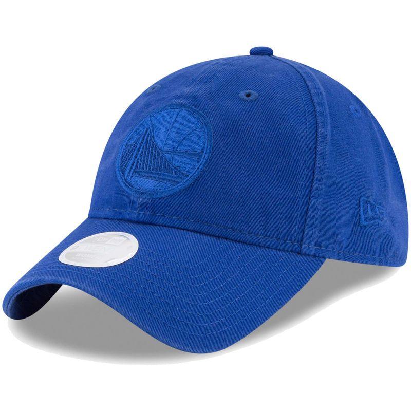 meet b52dc 19691 Golden State Warriors New Era Women s Preferred Pick Tonal 9TWENTY  Adjustable Hat - Royal