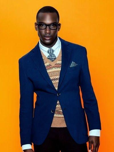 30a02-black-men-in-suit.jpg 400×534 pixels | Suits Him | Pinterest ...