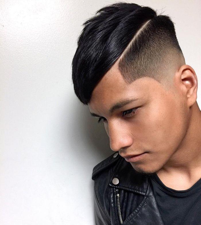 Kamm Over Fade Frisur Coole Manner Frisuren Coole Manner Frisuren