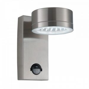 Motion Sensor Wall Sconce Outdoor