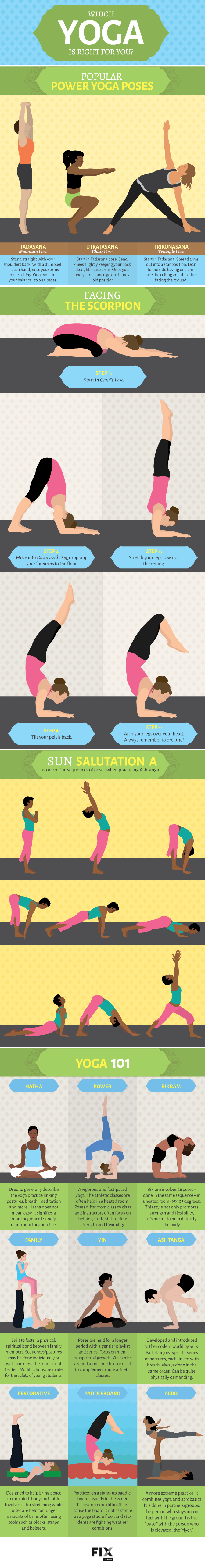Which Yoga is Right for You? Choosing a Yoga Style
