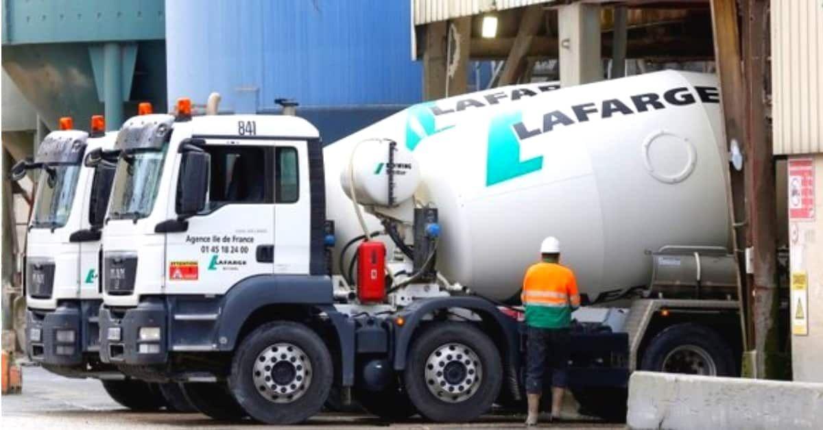 Lafargeholcim Recrute Plusieurs Profils In 2021 Trucks