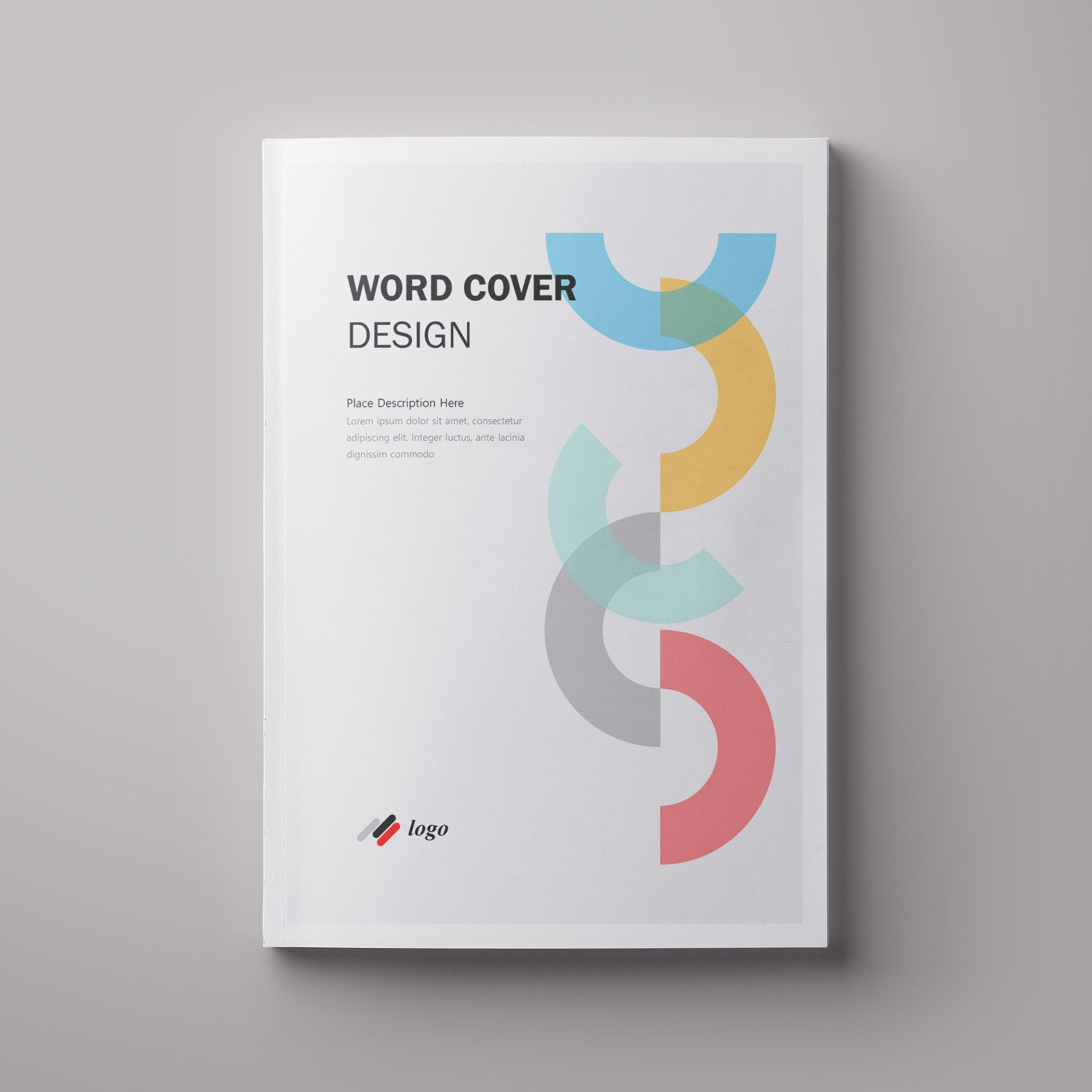 Microsoft Word Cover Templates 10 Free Download in 2020