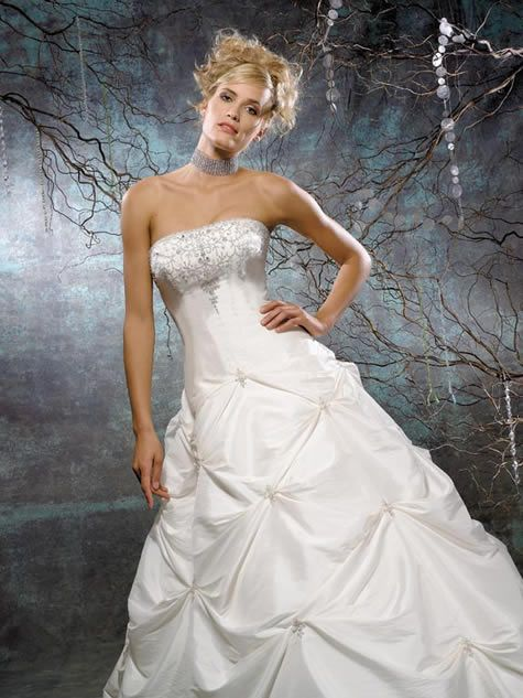 Allure Princess Wedding Dress Wedding Bridal Dresses