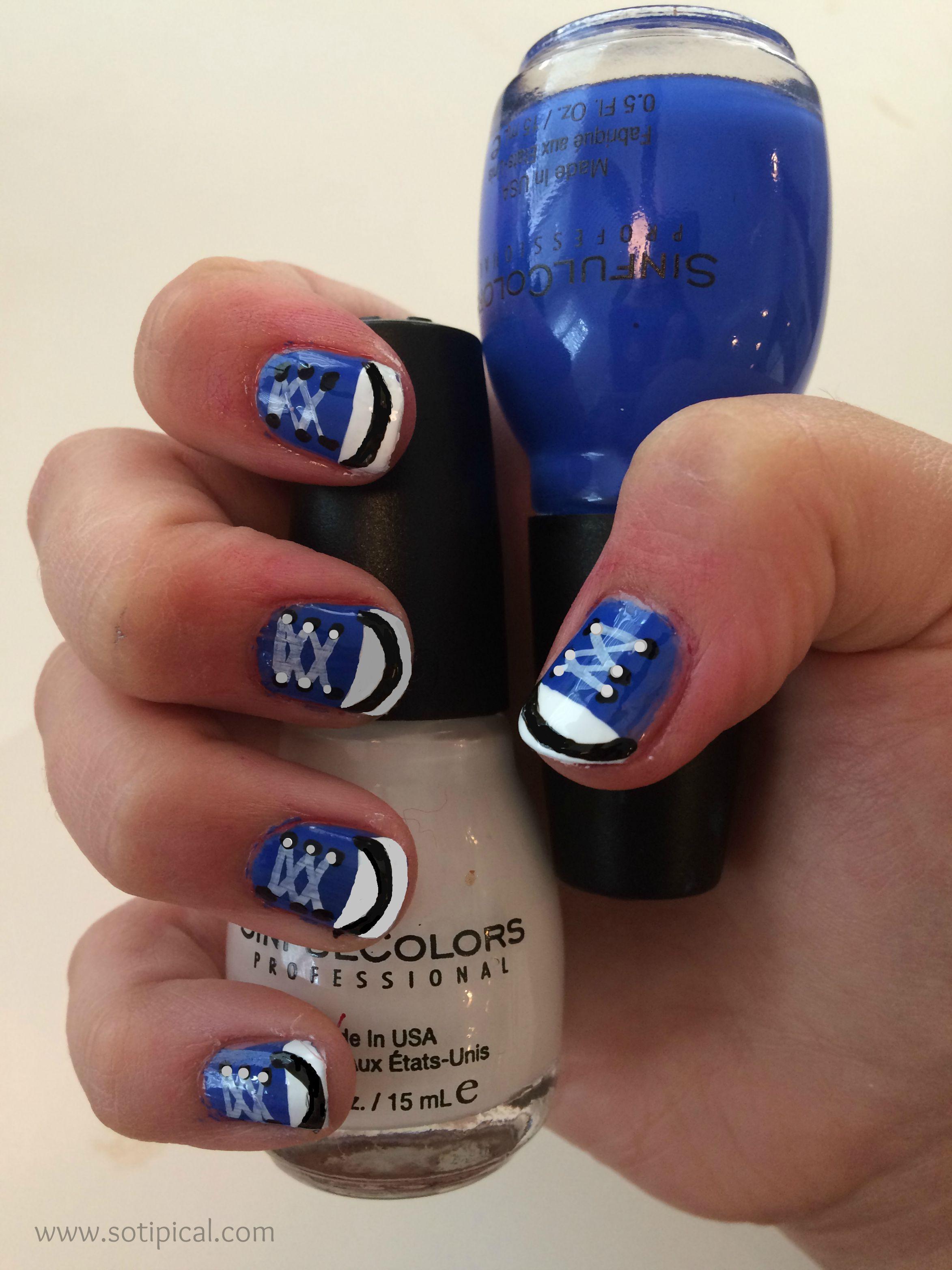 Back To School Nail Art | School nail art and School nails