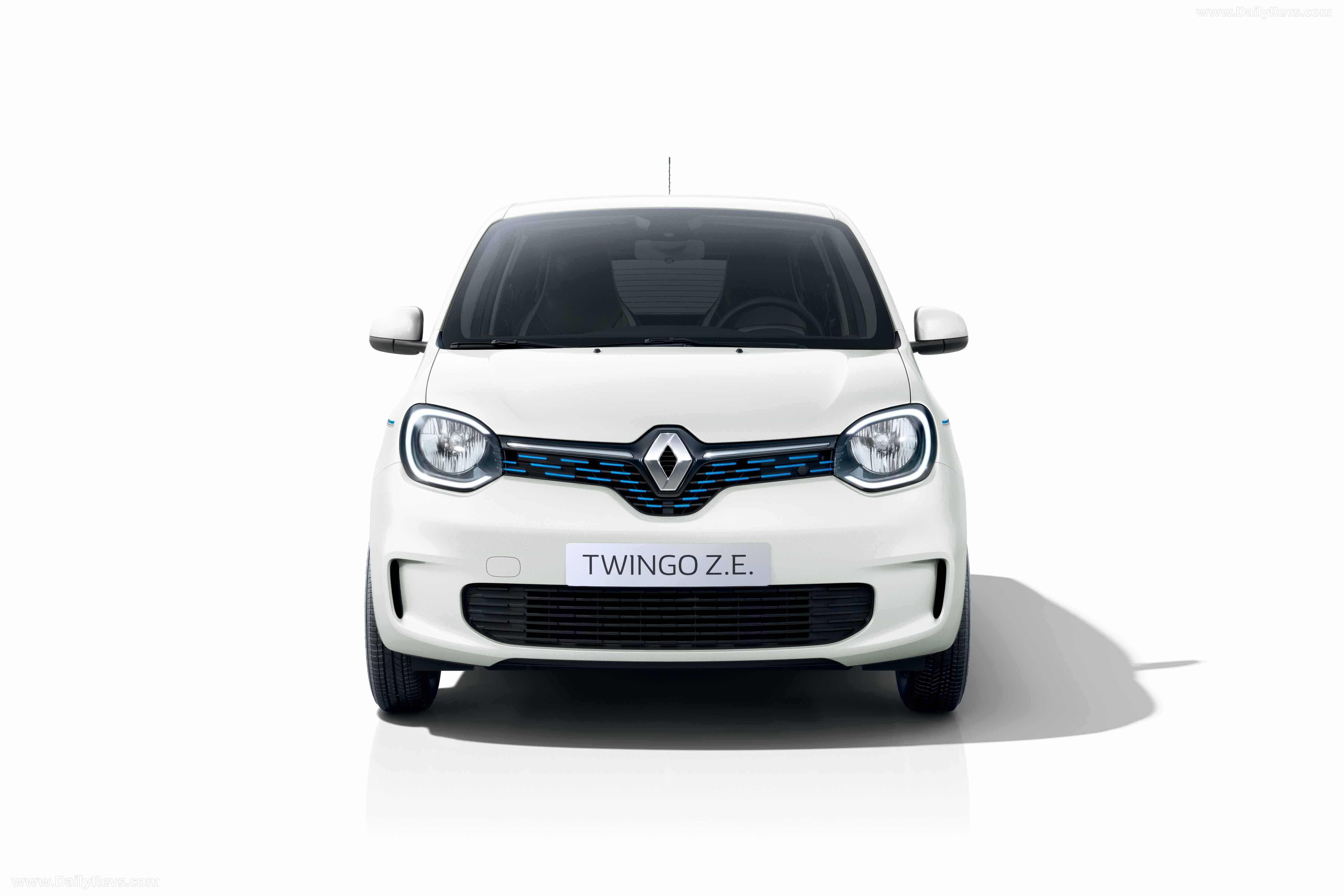 2020 Renault Twingo Z E Dailyrevs Em 2020 Carros