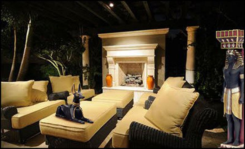 Egyptian Interior Style Home Decorating Ideas My Favorite Rooms