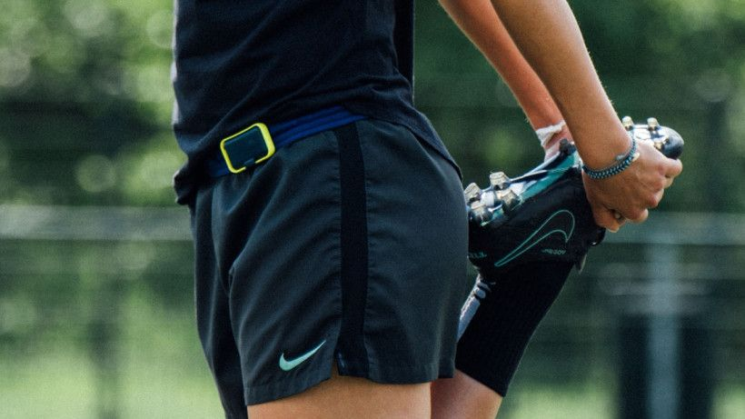 Dashtag Does Football Player Tracking For The Fifa Generation Football Wearable Tech Fifa
