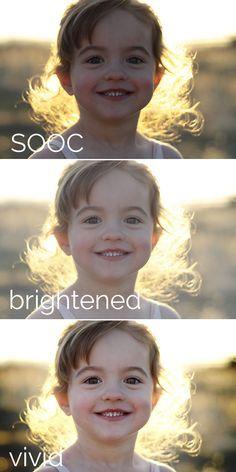how to fix dark or underexposed photos - easy!