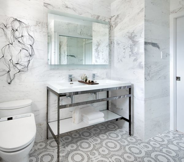 Superieur Marble Bathroom Ideas