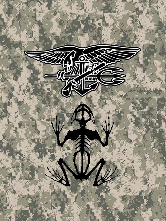 Us Navy Seals Digicam Frog Bones Navy Seal Wallpaper Navy Seals Us Navy Seals