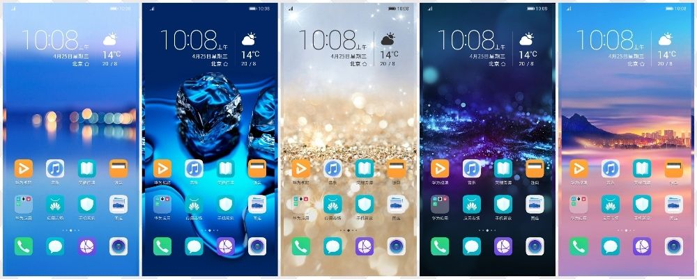 Download Honor 10 Stock Themes For EMUI Running Devices | Download