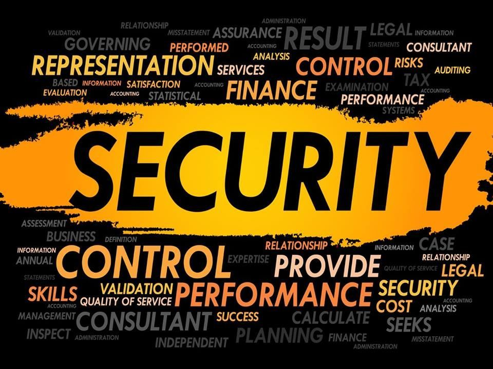 What are the Benefits of getting yourself into Security