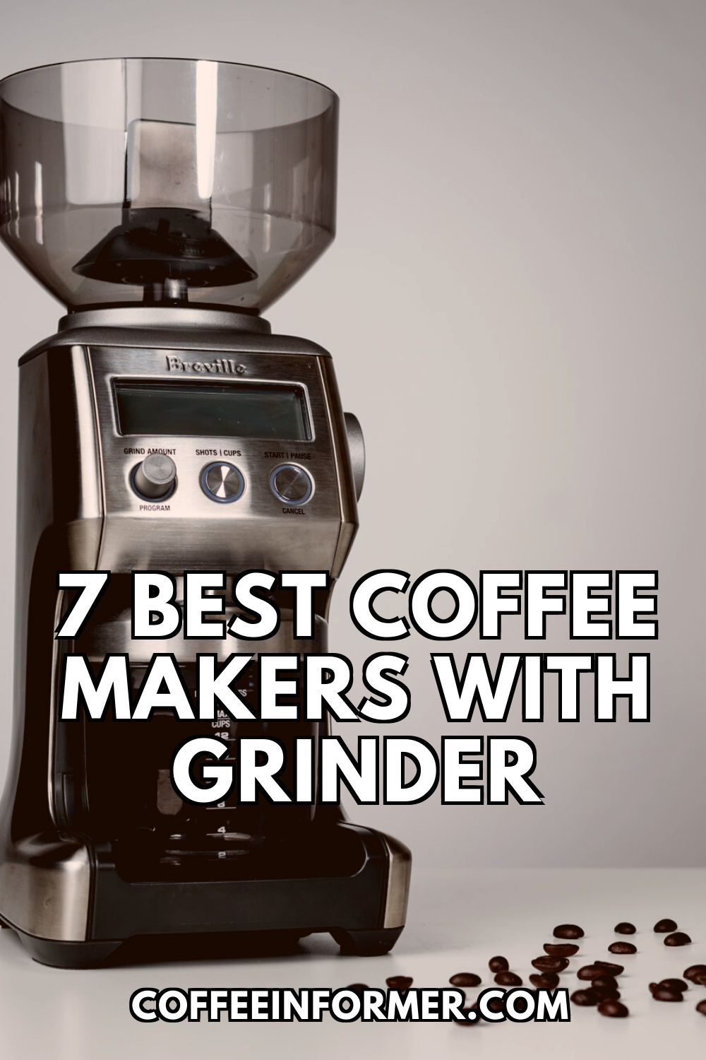 Top 7 Best Coffee Makers With Grinder Coffee Informer In 2020 Coffee Maker With Grinder Best Coffee Maker Pour Over Coffee Maker