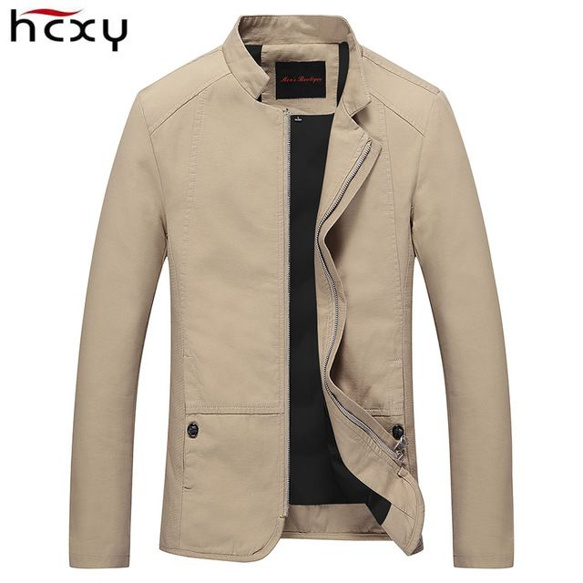 Check Cur Price 2017 New Business Mens Jackets And Coats Male Office European American Style Jacket Men Work Casual Clothing Man Just Only 25 40