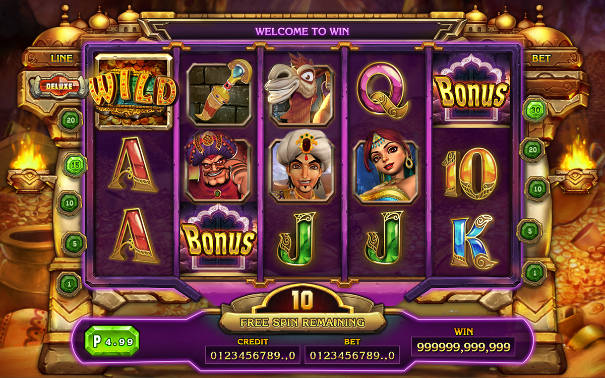 Preu slot machine 2015