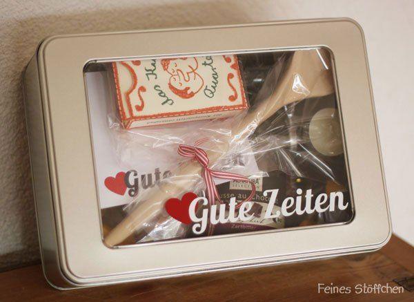 Standesamtliche Hochzeit Geschenk : hochzeitsgeschenk in guten wie in schlechten zeiten bastelideen hochzeitsgeschenke ~ Watch28wear.com Haus und Dekorationen