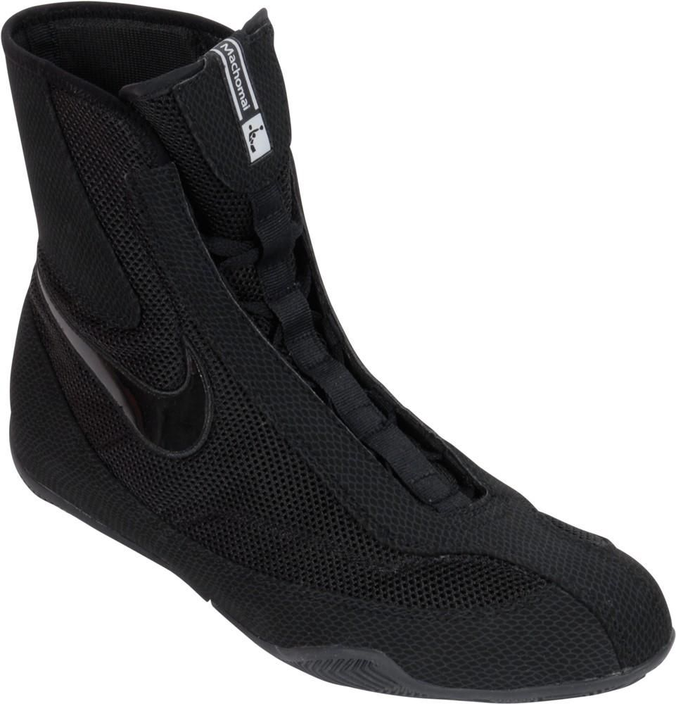 NIKE MACHOMAI MID BOXING SHOES | TITLE MMA Gear from Title MMA. Saved to  Shoes
