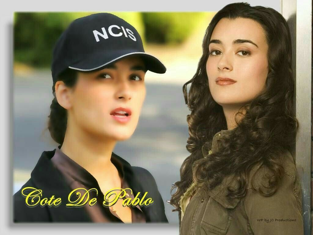 Abby Sciuto Forensic Specialist - Women of NCIS Wallpaper