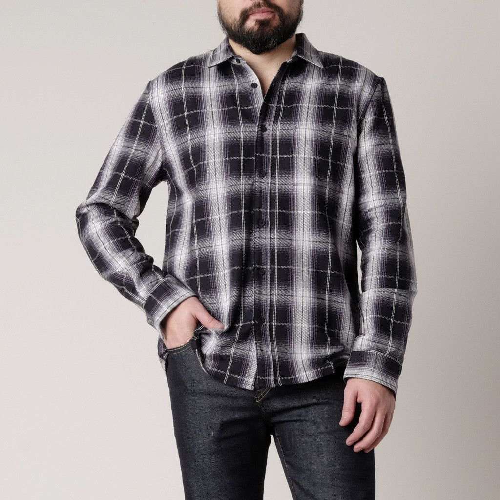 Levi's Made & Crafted Classic Shirt in Jones Plaid