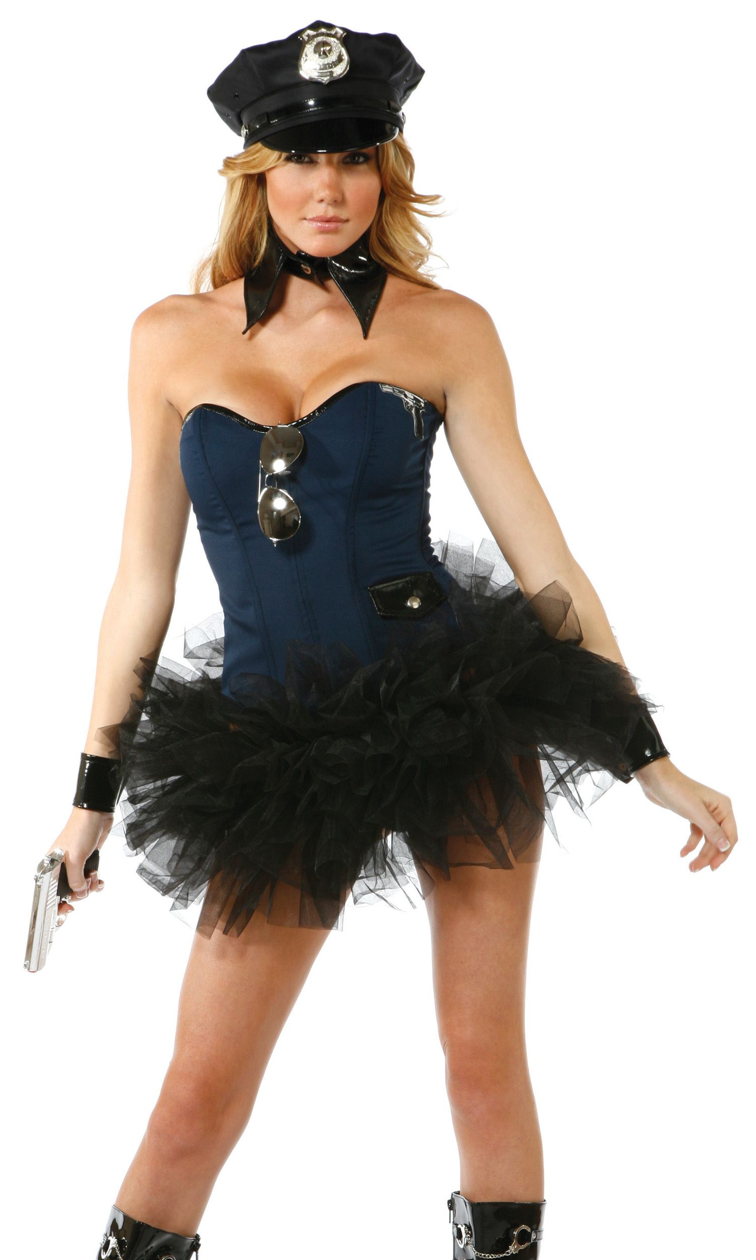ea9005578 Posh Patrol - Sexy Police Costume by Forplay