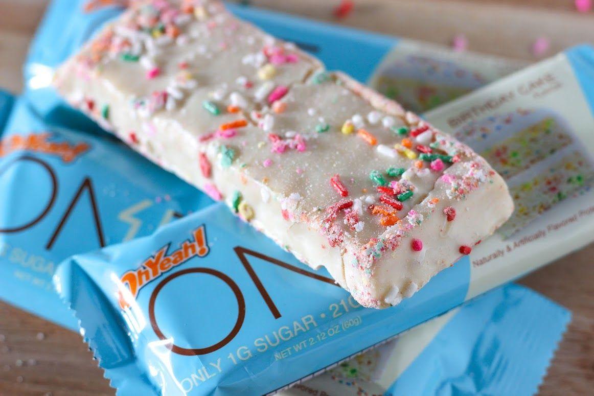 27+ Birthday cake protein bar phd inspirations