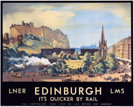 """On TripAdvisor's London travel forum, travelers are asking questions and offering advice on topics like """"Train from London to Edinburgh"""". Description from ankletss.com. I searched for this on bing.com/images"""