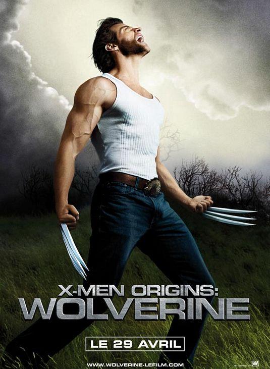 X Men Origins Wolverine Movie Poster 2 Of 7 Imp Awards Wolverine Movie X Men Wolverine