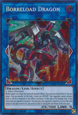 Borreload Dragon Yu Gi Oh Pinterest