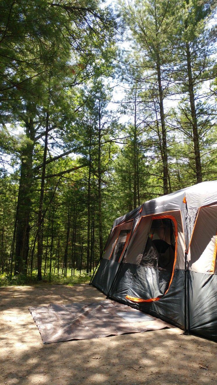 Platte River Campground Sleeping Bear Dunes Lake Michigan