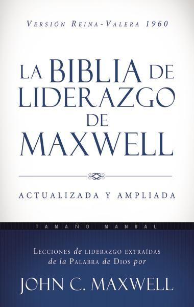 Biblia De Liderazgo De Maxwell Rvr60 Biblia John Maxwell Leadership Maxwell