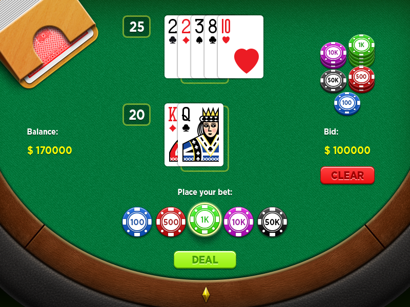 Blackjack | Spades game, Blackjack, Casino games