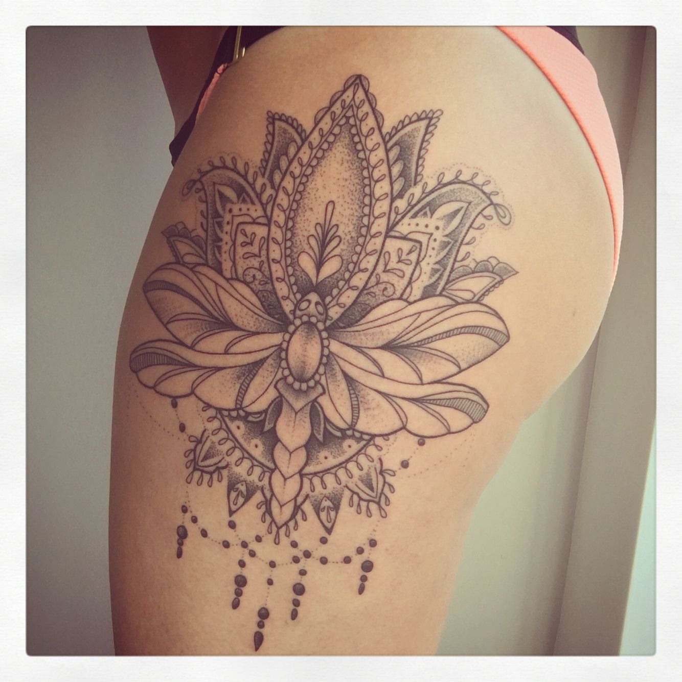 Mandala Elephant Tattoo Elephant Tattoos Tattoo Ideas Lotus Flower