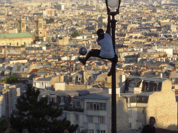Montmartre. July/2009