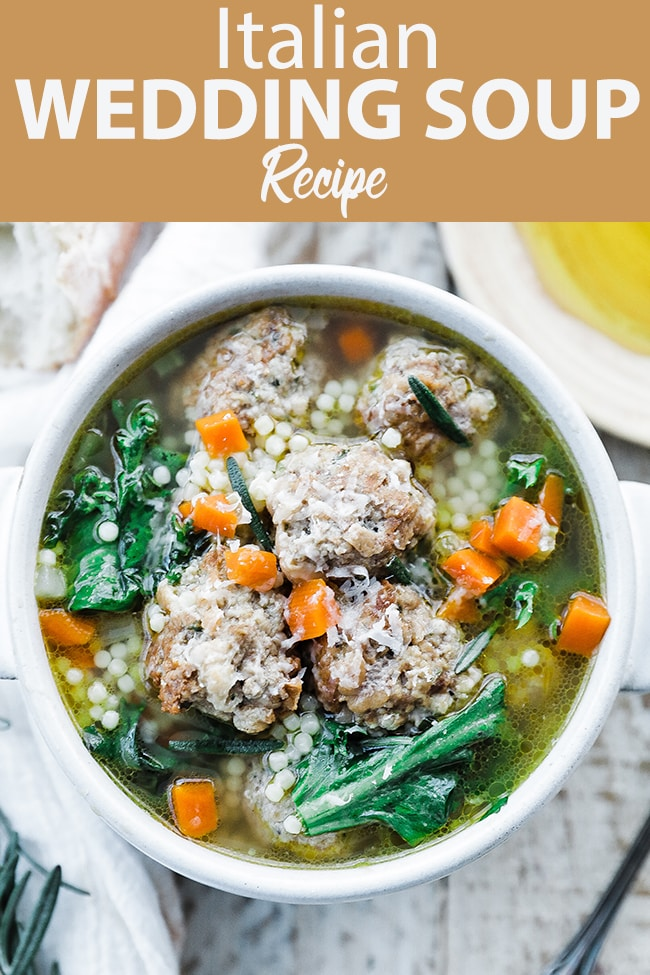 Homemade Italian Wedding Soup Recipe Recipe In 2020 Soup Recipes Recipes Homemade Italian