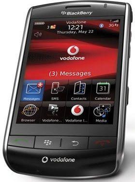 Blackberry Storm 9500 Smartphone: