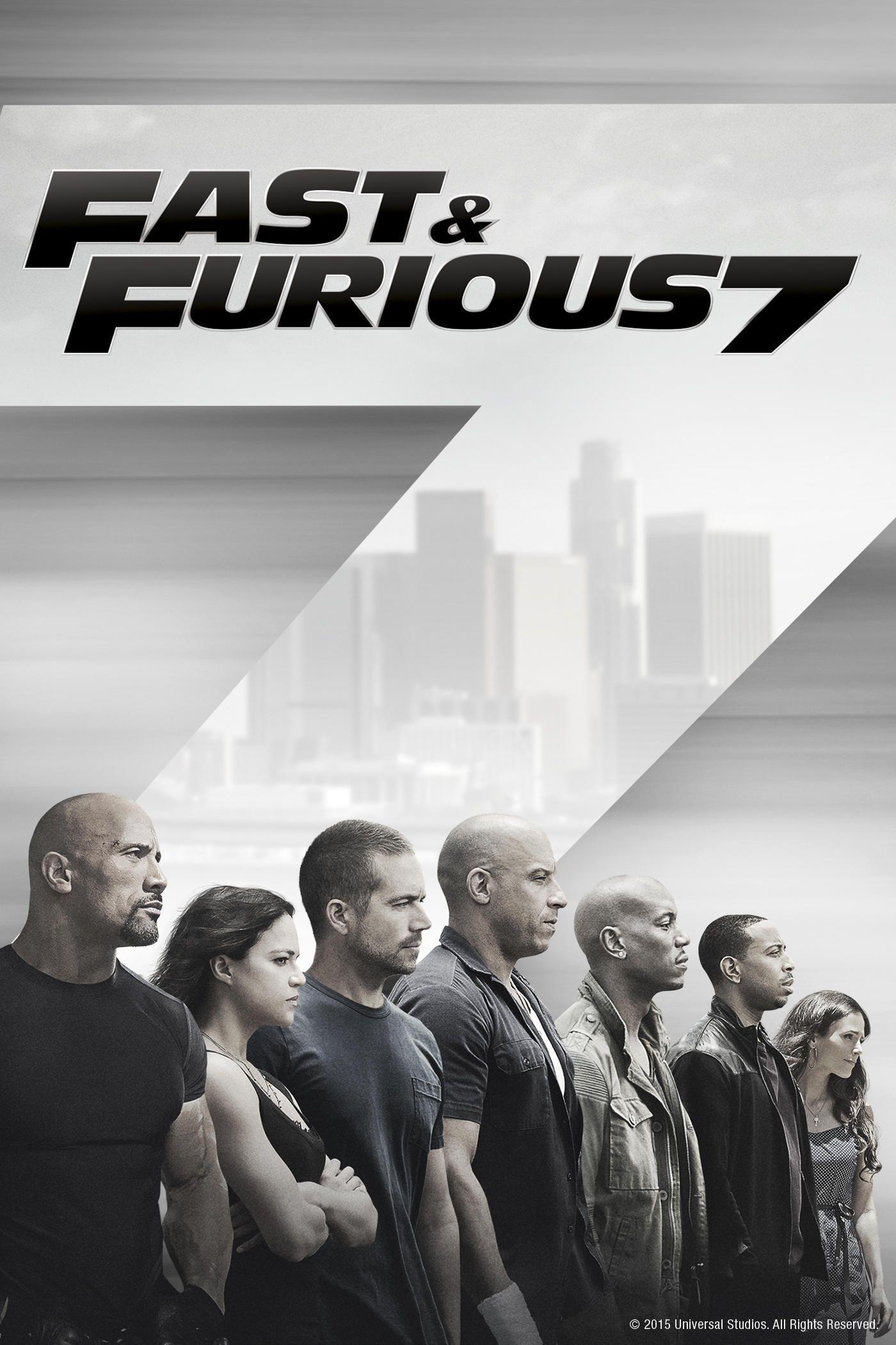 Fast & Furious 7 Stream
