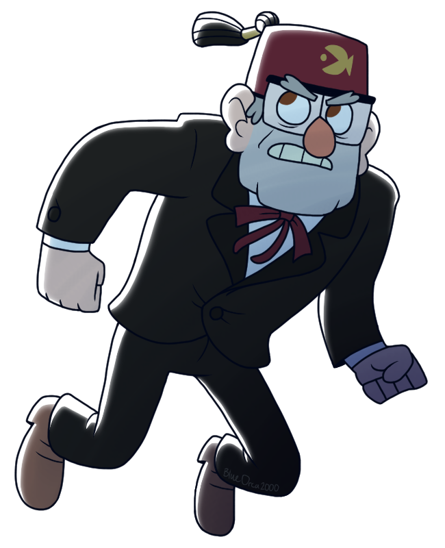 Grunkle by BlueOrca2000 on DeviantArt