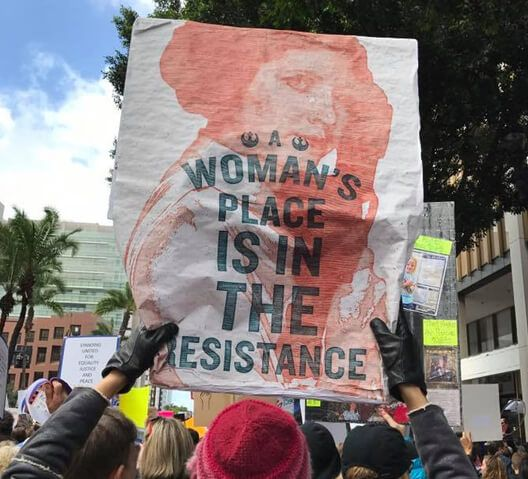 The Never Ending Protest Posters From The Women S March On Washington The People Against Trump Protest Posters Protest Signs Power To The People