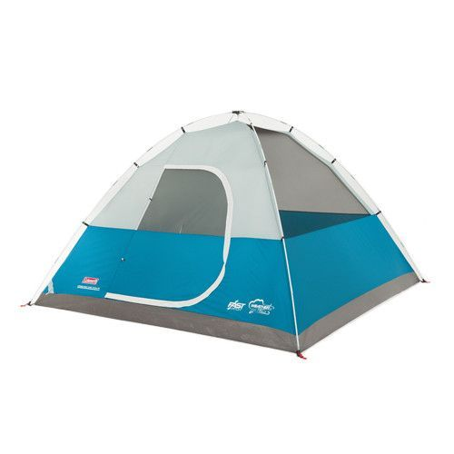 Coleman Longs Peak 6 Person Fast Pitch Dome Tent  sc 1 st  Pinterest & Coleman Longs Peak 6 Person Fast Pitch Dome Tent | Camping Tents ...